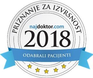 Najdoktor 2018.