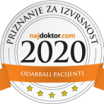 Priznanje za izvrsnost 2020.